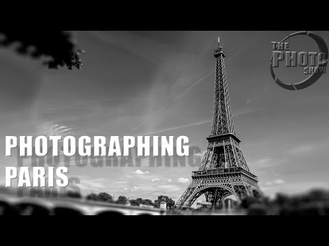 Photographing Paris