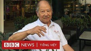Nhà giáo Phạm Toàn - 'Người giong Cánh Buồm ra biển' - BBC News Tiếng Việt