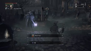 Bloodborne gameplay