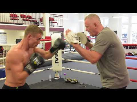 Johnny Lewis Boxing Series - Meet The Boxer - Ben Savva Part 2