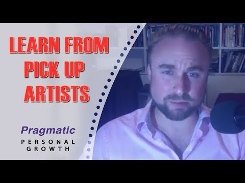 What we can all learn from pick up artists
