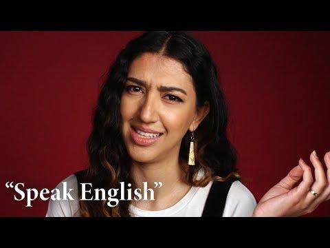 Immigrants Respond to 'Speak English!' | Immigrants | One Word | Cut