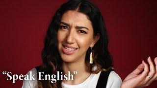 "Immigrants Respond to ""Speak English!"" | Immigrants | One Word | Cut"