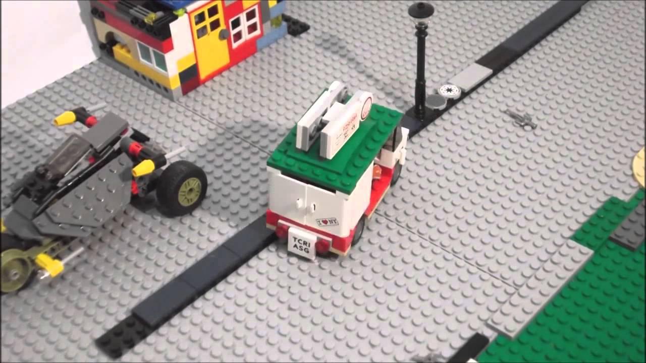 Lego Tortue Ninja Saison 2 Épisode 2