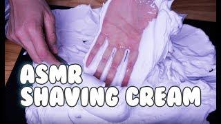 4K ASMR | Shaving Cream (Ultra HD)