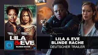Lila & Eve - Blinde Rache (Deutscher Trailer) | Jennifer Lopez, Viola Davis | HD | KSM