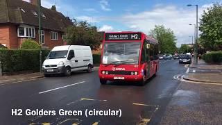 London Buses 2017 (Part11)