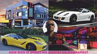 How rich is 2face  All 2face39s Mansion Jewelries Cars amp Luxuries