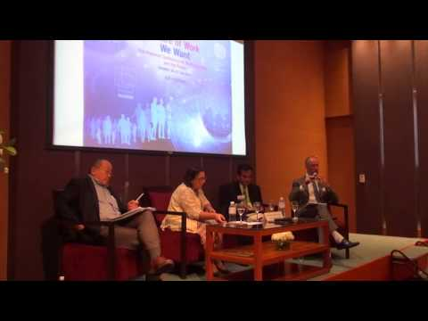 Future of Work in South-East Asia and the Pacific: Special dialogue on the 2030 SDGs