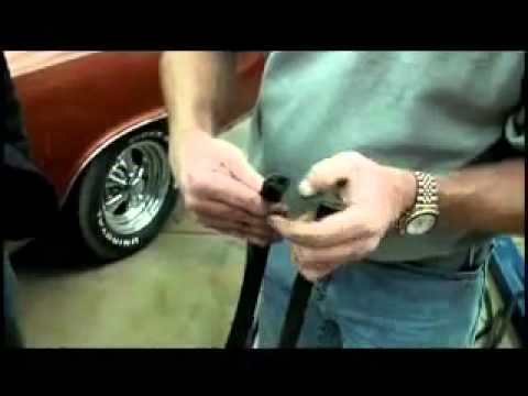 How To Remove And Replace Hood To Cowl Seal Youtube