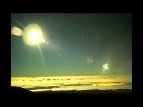 'HAARP' TTA SHOCKS THE WORLD with Ascension Isle Hydroacoustic SOUTH ATLANTIC DIAMOND FLARE !!!