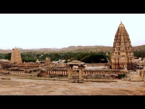 Virupaksha Temple - Hampi, KARNATAKA...(Part  1)