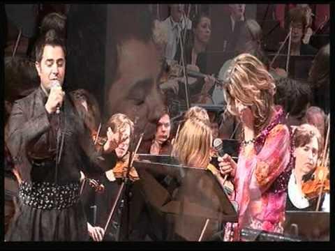 Namdar Qeredaxi - Bo Bedengi - Concert Nawroz 19-03-2011 - Holland