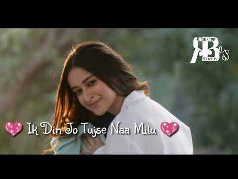 Sanu Ek Pal Chain Na Aave Video Status Whatsapp | Love Status | Raid | Rahat Fateh Ali Khan | RB