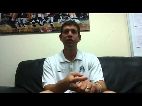 Butler basketball coach Brad Stevens