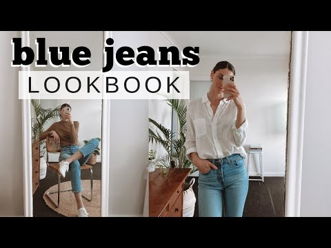 Blue Jean OUTFIT