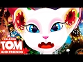Talking Angela Nasty Ear Infection - new fun Talking Friends Tom Doctor Games for Little Kids