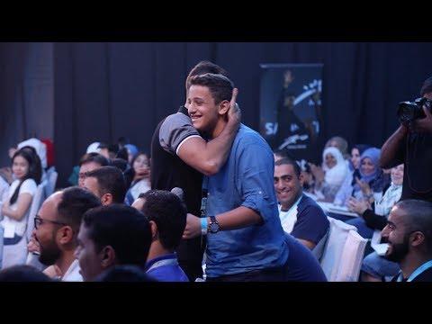 درس رائع من الشاب عمار ياسر عمره 14 سنة في برنامجي