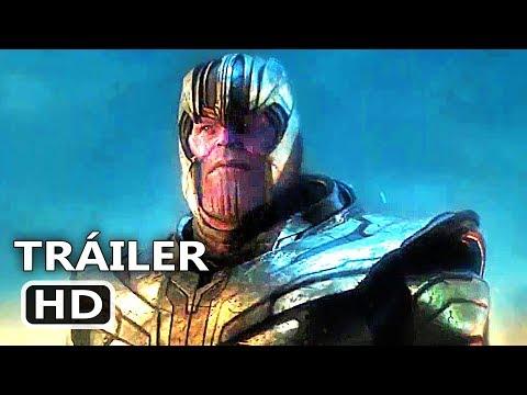 AVENGERS 4 Tráiler Español Latino SUBTITULADO #3 (Nuevo, 2019) ENDGAME con Thanos