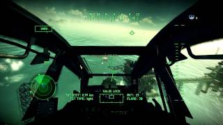 Apache Air Assault - Mission 5 - Sharks in the Water