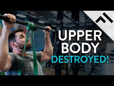 Muscular Endurance Upper Body Workout From the Summer Sizzle