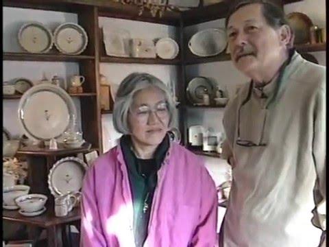 Otis Pottery of East Jordan  Michigan