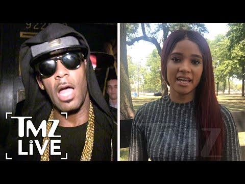 R. Kelly: Alleged Victim Speaks Out | TMZ Live