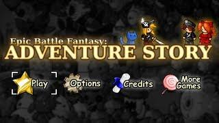 Epic Battle Fantasy-Walkthrough