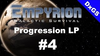 Empyrion Galactic Survival - Progression #4 - Building a Spaceship
