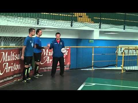 TDR 2011 – Rappresentativa Futsal Maschile CR Lazio