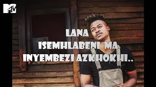 Mlindo The Vocalist Feat. Sjava - Egoli (Official Lyrics)