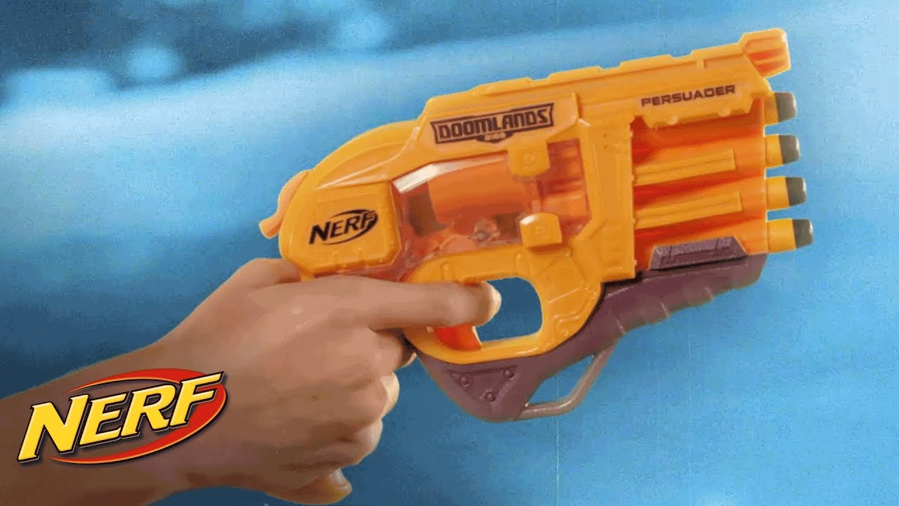 Toys From Africa : Nerf south africa doomlands exclusive to toys r us t v