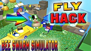 ROBLOX - HOW TO FLY IN Bee Swarm Simulator *WORKING* (NEW)