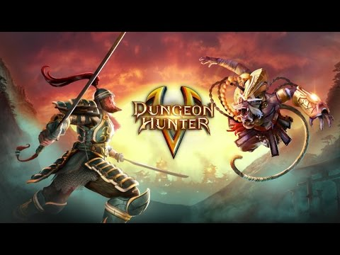 Dungeon Hunter 5 - Update - IOS / Android - HD Gameplay Trailer