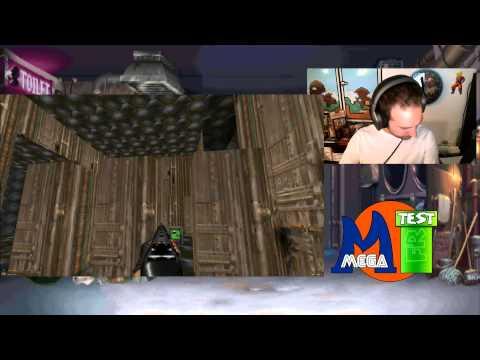 MegatestRetro sur Brutal Doom One - Planète 2