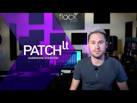 Flock Audio PATCH LT - Hardware Overview