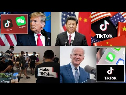 White House drops Trump's orders that sought to ban TikTok, WeChat