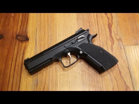 CZ Shadow 2, présentation française - calibre .9mm from YouTube · Duration:  4 minutes 49 seconds