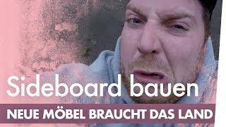 Sideboard / Bank bauen | Kliemannsland