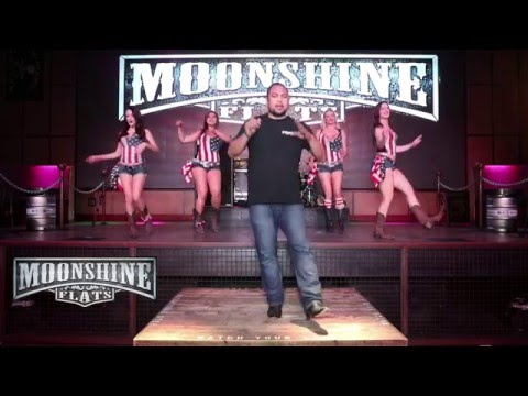 American Kids Line Dance Tutorial | Moonshine Flats