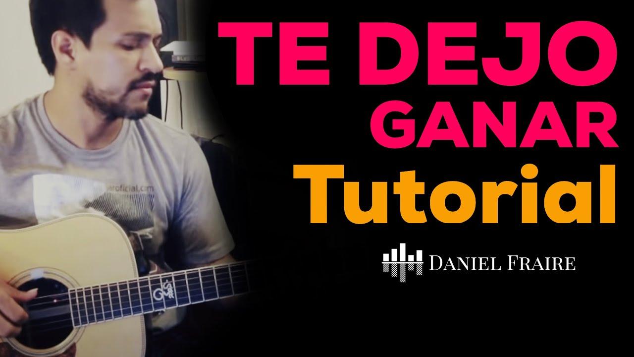 ... Ganar - Tutorial oficial de guitarra - Jesus Adrian Romero - YouTube