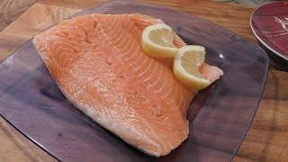 Cooking Salmon, Fresh Atlantic Salmon Fillet,  Salmon at ShopRite, Wood fire cooking