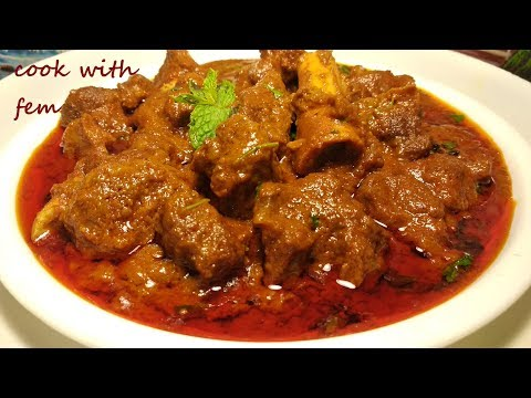 Mutton Korma Recipe | मटन कोरमा | Shadiyon Jaisa Mutton Korma Ab Banaiye Ghar Pe - Cook With Fem