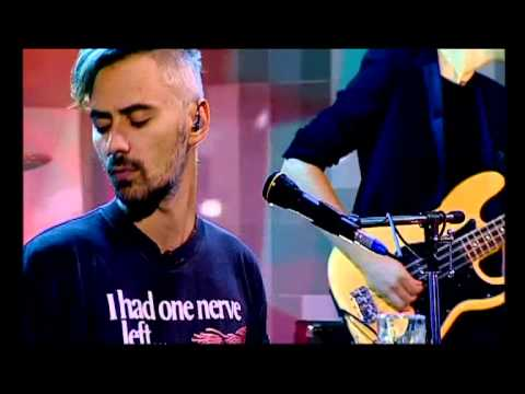 "Tesla Boy LIVE on ""Moscow 24"" TV channel  25.10.13"