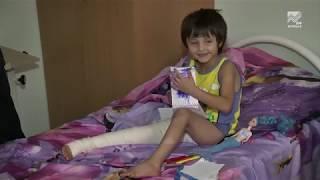 Капитальная стройка - Детская больница в г.Черкесск (24.10.2018)