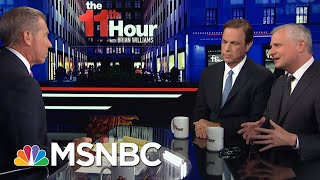 Jon Meacham: Donald Trump White House Is 'Rolling Saturday Night Massacre' | The 11th Hour | MSNBC