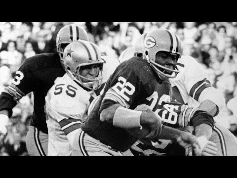 Packers vs. Cowboys | 1966 NFL Championship Game | NFL Classic Highlights