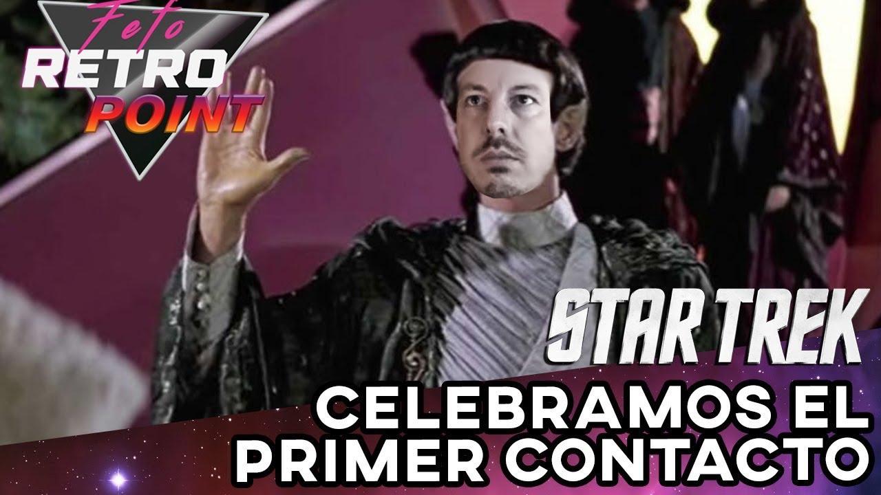 Download STAR TREK   Que Es El PRIMER CONTACTO?