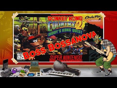 DONKEY KONG COUNTRY 2 - Boss Bossanova - Metal\Electro\reggae cover