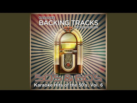 It Had to be You Medley (Originally Performed By Max Bygraves) (Karaoke Version)